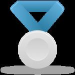 Metal-silver-blue256